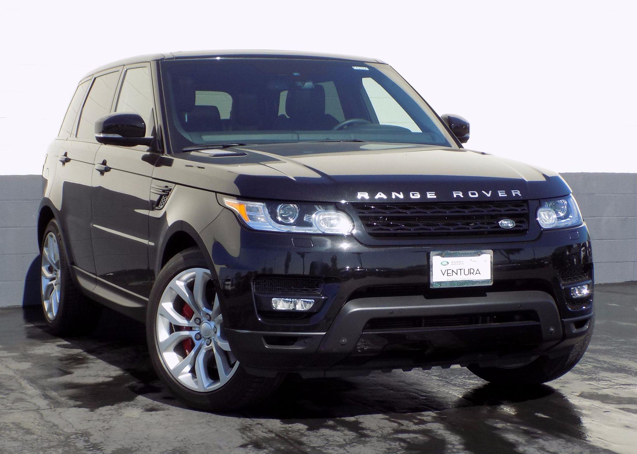 2014 Land Rover Range Rover Sport in Ventura Certified Land Rover