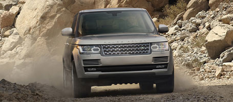THE MOST CAPABLE LAND ROVER EVER